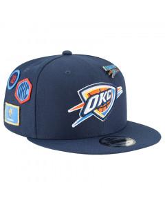 Oklahoma City Thunder New Era 9FIFTY 2018 NBA Draft Mütze (11609140)