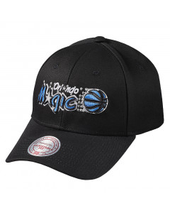 Orlando Magic Mitchell & Ness Team Logo Low Pro Mütze