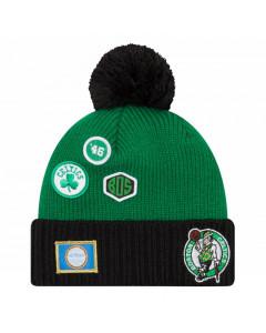 Boston Celtics New Era 2018 NBA Draft zimska kapa
