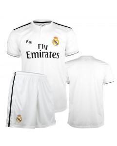 Real Madrid Home Replica Kinder Trikot Komplet Set