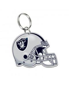 Oakland Raiders Premium Helmet privjesak