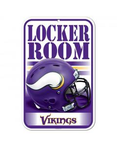 Minnesota Vikings tabla Locker Room