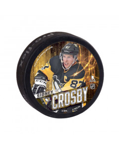 Pittsburgh Penguins Souvenir Puck Sidney Crosby