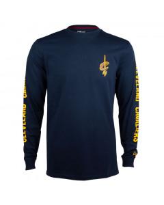 Cleveland Cavaliers New Era Team Apparel majica dugi rukav
