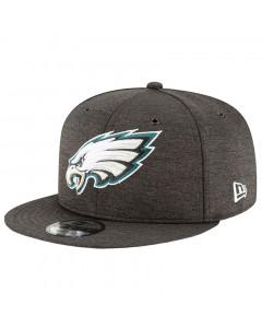 Philadelphia Eagles New Era 9FIFTY 2018 NFL Official Sideline Home Mütze