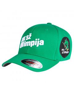 HK SŽ Olimpija Flexfit 3D logo kapa