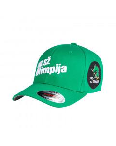 HK SŽ Olimpija Flexfit 3D logo otroška kapa
