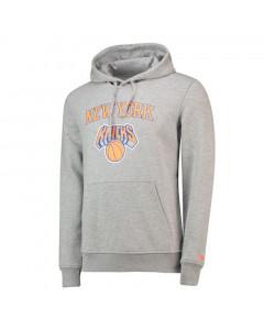 New York Knicks New Era Team Logo PO Kapuzenpullover Hoody