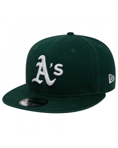 Oakland Athletics New Era 9FIFTY Washed Team kapa