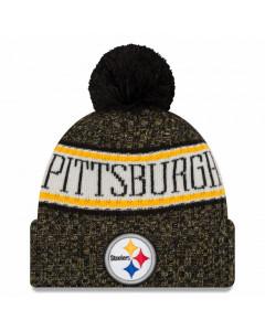 Pittsburgh Steelers New Era 2018 NFL Cold Weather Sport Knit zimska kapa