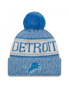Detroit Lions New Era 2018 NFL Cold Weather Sport Knit Wintermütze