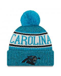 Carolina Panthers New Era 2018 NFL Cold Weather Sport Knit zimska kapa