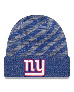 New York Giants New Era 2018 NFL Cold Weather TD Knit zimska kapa