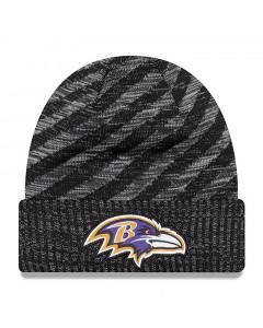 Baltimore Ravens New Era 2018 NFL Cold Weather TD Knit zimska kapa