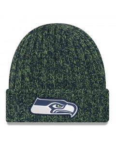 Seattle Seahawks New Era 2018 NFL Cold Weather TD Knit ženska zimska kapa
