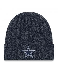 Dallas Cowboys New Era 2018 NFL Cold Weather TD Knit ženska zimska kapa