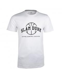NBA Logo New Era League Slogan majica