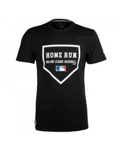 MLB Logo New Era League Slogan T-Shirt