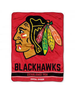 Chicago Blackhawks Northwest Break Away deka