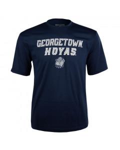Georgtown Hoyas Levelwear Slant Rout T-Shirt