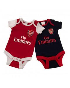 Arsenal 2x bodi