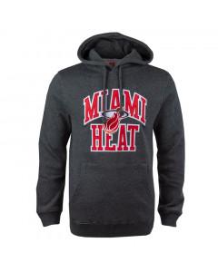 Miami Heat Mitchell & Ness Playoff Win pulover sa kapuljačom