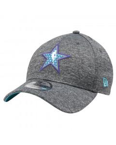 Charlotte Hornets New Era 39THIRTY All Star game 2019 All Shadow Tech kapa