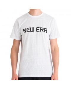 New Era Rain Camo White majica