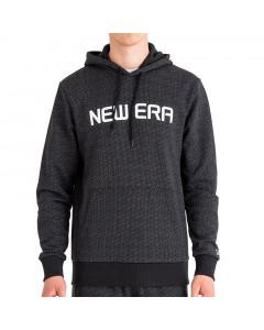 New Era Rain Camo Black pulover s kapuco