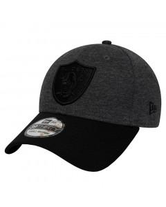 Oakland Raiders New Era 39THIRTY Essential Jersey Mütze