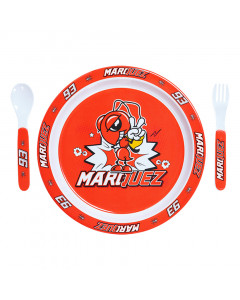 Marc Marquez MM93 Geschirr Set