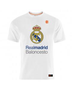 Real Madrid Baloncesto Euroleague T-Shirt