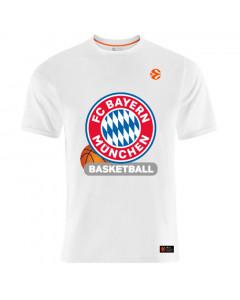 FC Bayern München Basketball Euroleague majica