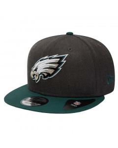 Philadelphia Eagles New Era 9FIFTY Heather Mütze