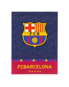 FC Barcelona Notizheft A7