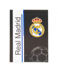 Real Madrid Notizheft A7