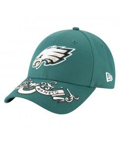 Philadelphia Eagles New Era 9FORTY 2019 NFL Draft Mütze