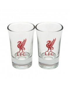 Liverpool 2x čaša za rakiju