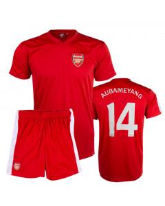 Aubameyang 14 Arsenal Poly otroški trening komplet dres
