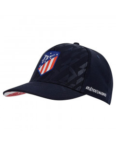 Atlético de Madrid Navy Mütze N°2