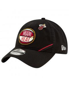 Miami Heat New Era 9TWENTY 2019 NBA Draft Authentics kapa