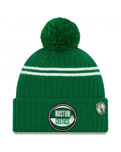 Boston Celtics New Era 2019 NBA Draft Authentics zimska kapa