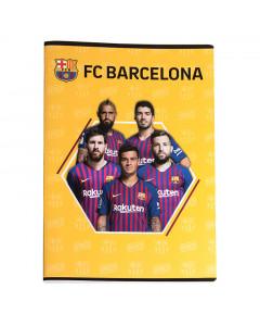 FC Barcelona Heft A4/OC/54BLATT/80GR 1