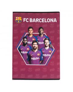 FC Barcelona Heft A4/OC/54BLATT/80GR 3