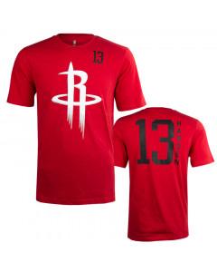 James Harden 13 Houston Rockets Standing Tall T-Shirt