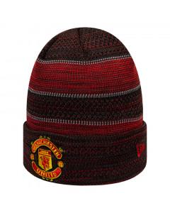 Manchester United New Era Two Tone Engineered Cuff zimska kapa