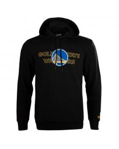 Golden State Warriors New Era Graphic Overlap pulover sa kapuljačom
