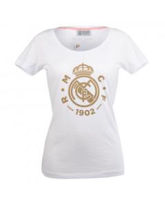 Real Madrid White ženska majica N°16