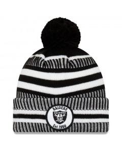 Oakland Raiders New Era 2019 NFL Sideline Cold Weather Home Sport 1960 zimska kapa