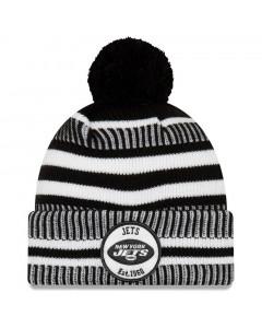 New York Jets New Era 2019 NFL Sideline Cold Weather Home Sport 1960 zimska kapa